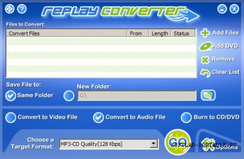Replay Converter 3.2.0 Portable
