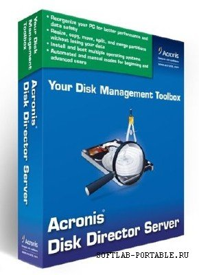 Acronis Disk Director Suite v10.0.2161 Rus