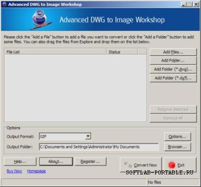 E-Pdf Advanced DWG to Image Workshop 4.1.3 Portable