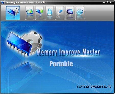 Memory Improve Master 6.1.2.136 Portable