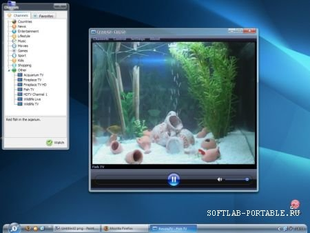 RevoluTV 2.3 Portable