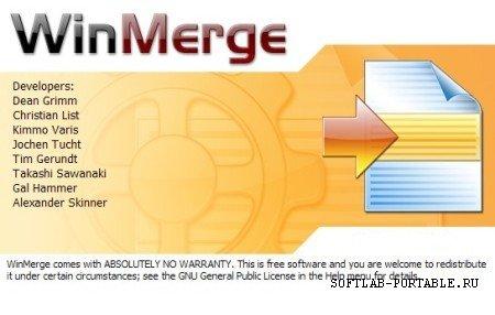WinMerge 2.16.8 Portable