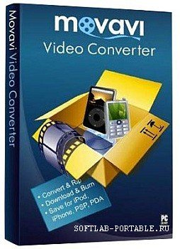 Movavi Video Converter 21.2.0 Portable