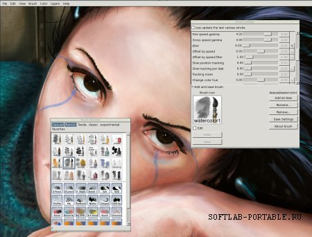 MyPaint 2.0 Portable