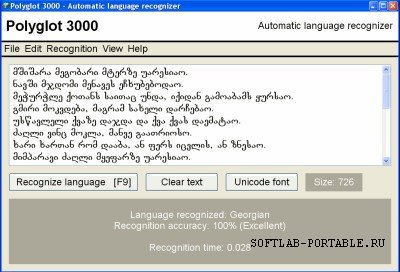 Polyglot3000 3.78 Portable