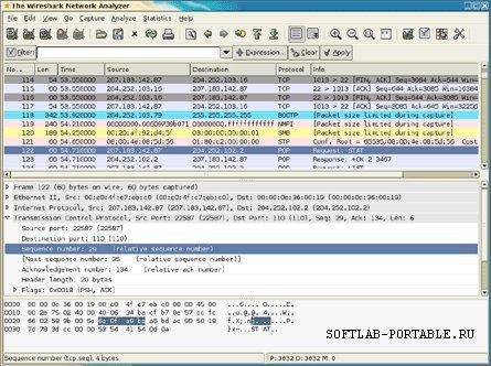 Wireshark 3.4.0 Portable