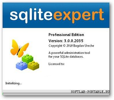 SQLite Expert Pro 5.3.4.461 Portable