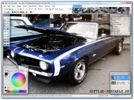 Paint.NET 4.2.9 Final Portable