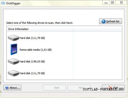 DiskDigger Pro 1.29.37.2963 Portable