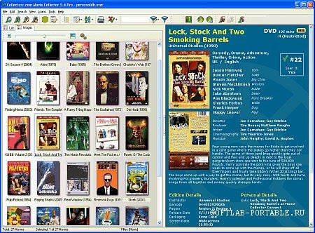 Coollector Movie Database 4.15.2 Portable