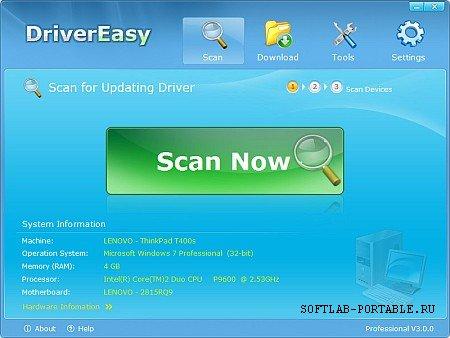 DriverEasy Pro 5.6.15.34863 Portable