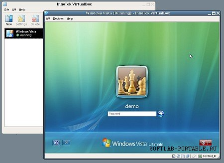 VirtualBox 6.1.8-137981 Portable