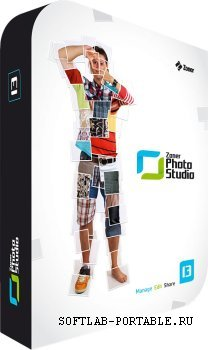 Zoner Photo Studio Pro X 19.2009.2.274 Portable