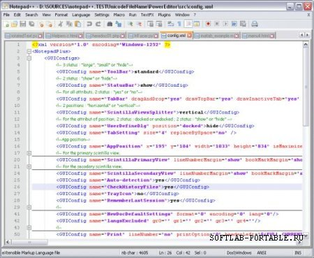 Notepad++ 7.8.9 Portable