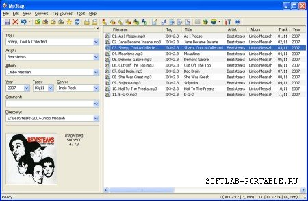 Mp3tag 3.02 Portable