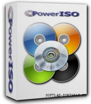 PowerISO 7.7 Portable