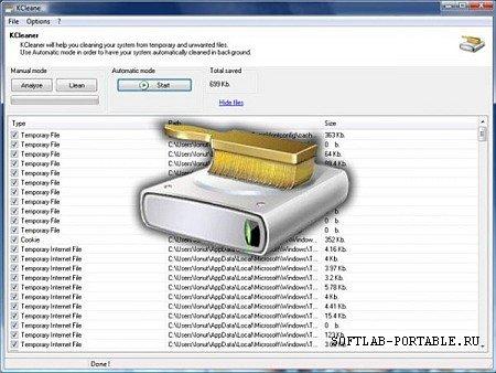 KCleaner 3.6.6.105 Portable