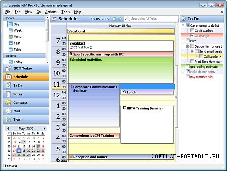 EssentialPIM 9.5.2 Portable