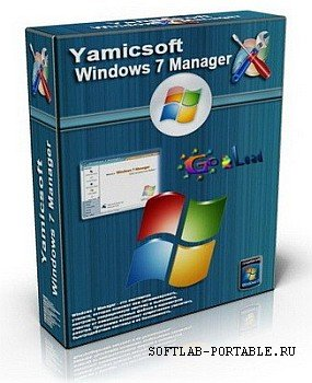 Windows 7 Manager 5.2.0 Final Portable