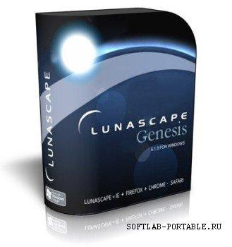 Lunascape Web Browser 6.15.1 Portable