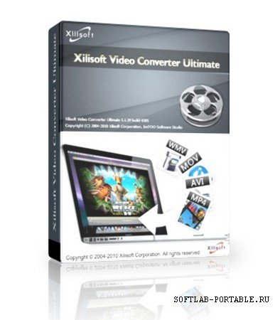 Xilisoft Video Converter Ultimate 7.8.25 Portable