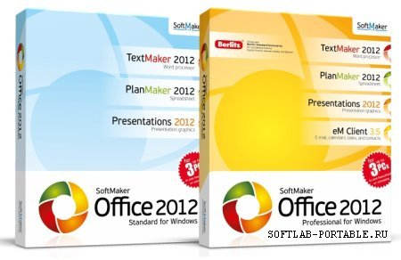 SoftMaker Office 2018.965 Portable