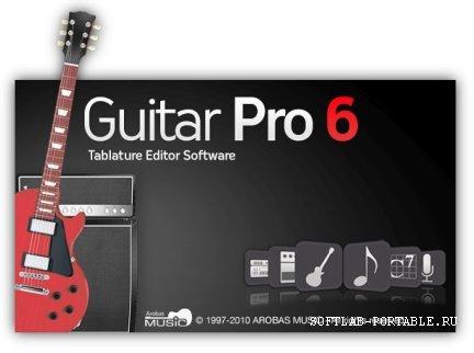 Guitar Pro 7.5.4.1788 Portable