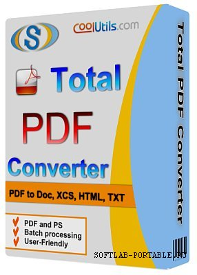 Coolutils Total PDF Converter 6.1.248 Portable