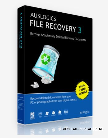 Auslogics File Recovery 9.5.0.1 Portable