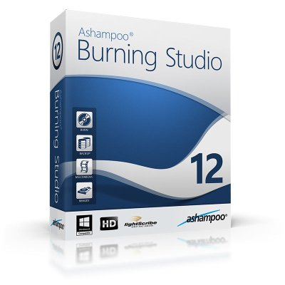 Ashampoo Burning Studio 21.6.1.63 Portable