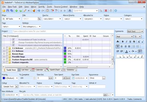 ToDoList 7.2.14 Portable