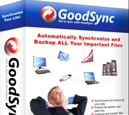 GoodSync Ent 10.11.9.9 Portable